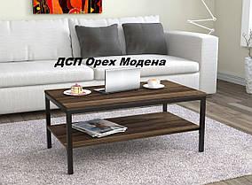 Журнальный стол L-1 ДСП Орех Модена (Loft Design TM)