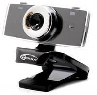 Веб-камера для компьютера Gemix F9 Black