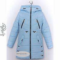 Весенние куртки и плащи для девочек новинки
