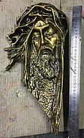 Панно Иисус в терновом венце полимер 40 см