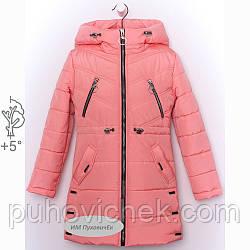 Модная детская курточка весна для девочки