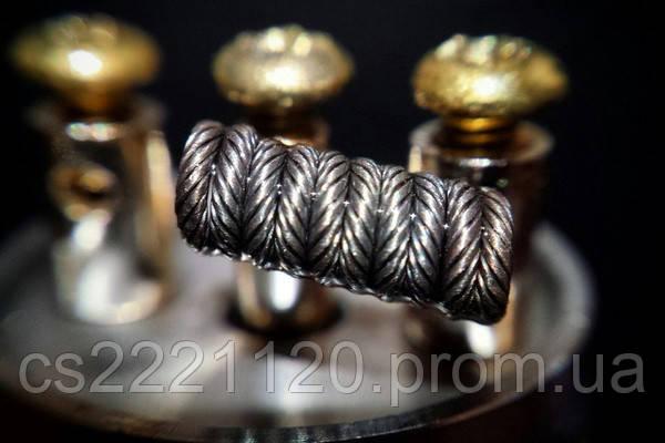Виды спиралей для электронных сигарет