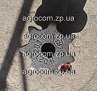 Звездочка СК-5 Нива 7-ми зубка d=25 односторонняя., фото 1