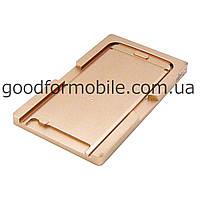 Форма металлическая для SAMSUNG G935 Galaxy S7 Edge, для фиксации комплекта дисплей + тачскрин при склеивании