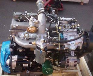 Запчасти на двигатель ЗМЗ 514 УАЗ (дизель).