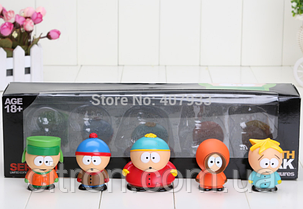 Набор фигурок South Park Южный парк, Південний Парк) игрушка  Картман Кенни