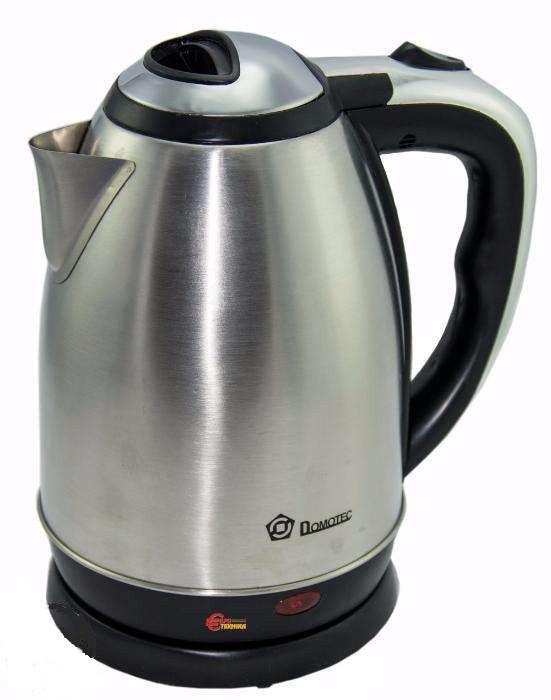 Електричний чайник Domotec Dt805, 1850Вт