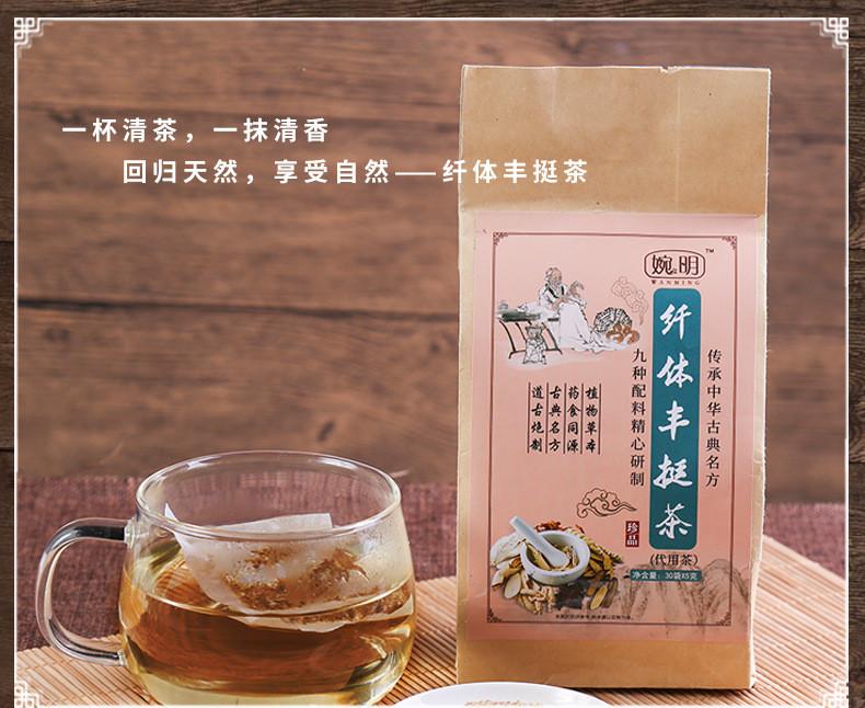 Чай для похудения из папаи, кассии и пуэрарии 150г (30пак)
