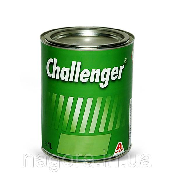 Challenger - двокомпонентні емалі з ефектом ксираллик