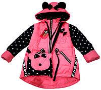 Демисезонные куртки для девочек. , фото 1