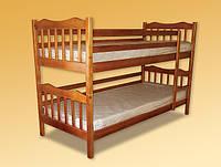 Ліжко двохярусне Бук 5