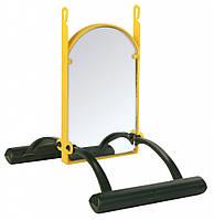 """Гойдалки для папуги """"Подвійна з дзеркалом"""" 15*10*14см, Trixie, фото 1"""