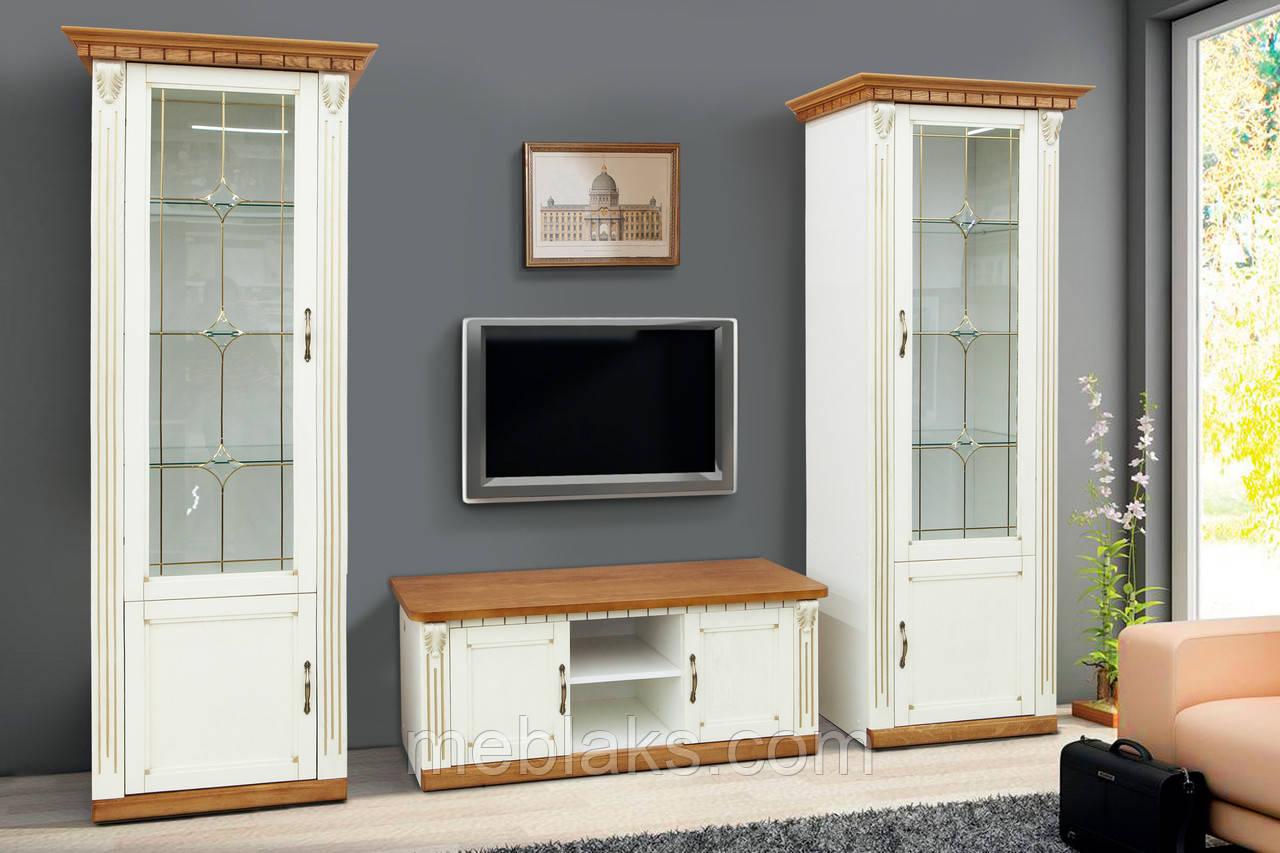 модульная система Freedom с тумбой тв для гостиной микс мебель