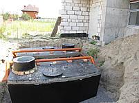 Септик для высоких грунтовых вод на 5-8 чел., фото 5