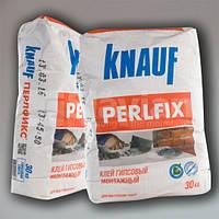 Клей для гипсокартона и утеплителя Knauf Perlfix, 30кг