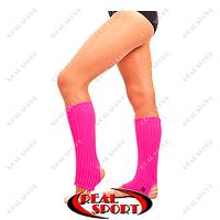 Гетры для танцев разогревочные CO-9311-06 (акрил, l-40см, розовый)