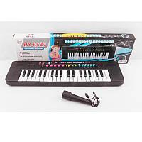 Синтезатор HY-8537A 37 клавиш, микрофон