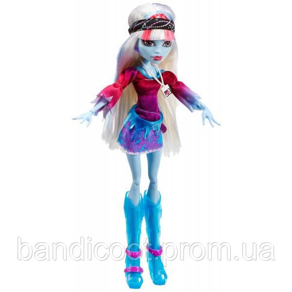 Кукла Эбби Боминейбл - Музыкальный фестиваль Монстер Хай