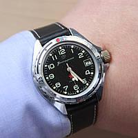 Командирские армейские механические часы СССР , фото 1