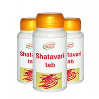 Шатавари женский тоник Шри Ганга 120 табл (Shatavari Shri ganga)