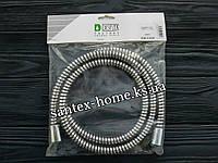 Шланг душевой силиконовый Disflex 150 см (BLACK) Испания