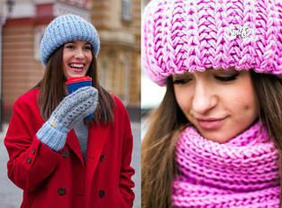 Шапки и шляпы (теплые)