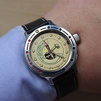 Восток Амфибия Ислам механические часы СССР , фото 1