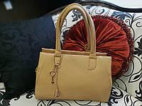 Бежевая сумка, фото 1