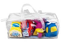 Игрушки для купания Авто 4 шт, Canpol babies