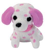 Мини-модница Далматинец, собачка с повязкой, 10 см. Chi Chi Love
