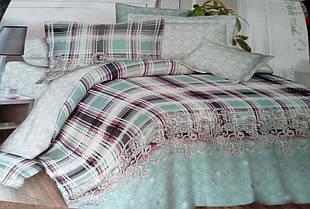 """Комплект постельного белья """"Ранфорc"""" двуспальный"""