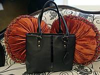 Черная женская сумка, фото 1