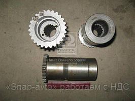 Вал коробки раздаточной Т 150 (производство ХТЗ) (арт. 155.37.507-1), AEHZX