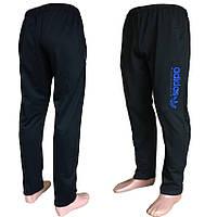 Спортивные штаны мужские оптом - трикотаж, прямые (46-54 норма) Китай