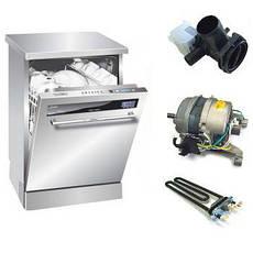 Запчастини для посудомийних машин