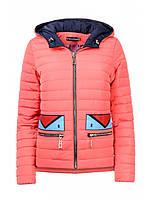 Молодежные куртки женские весенние от производителя
