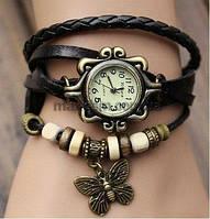 Винтажные женские наручные часы Shambala black