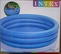 Бассейн детский круглый надувной Intex 58446