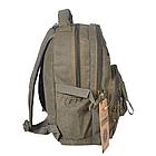 Рюкзак GOLDBE 0107 с карабином Хаки, фото 2