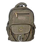 Рюкзак GOLDBE 0107 с карабином Хаки, фото 5