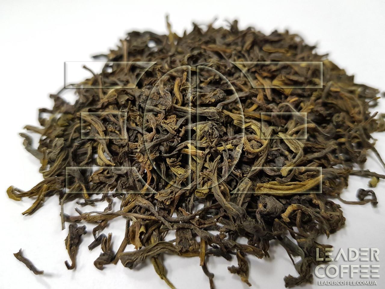 Чай зелёный индийский крупный лист OP, мешок 35кг