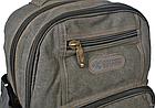 Рюкзак GOLD BE 0107 з карабіном Хакі, фото 6