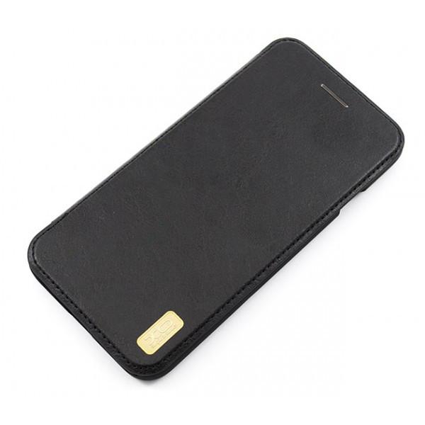 Кожаный чехол-книжка XO Creative case для Apple Iphone 7 / iPhone 8