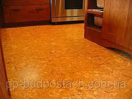 Коркові покриття для підлоги