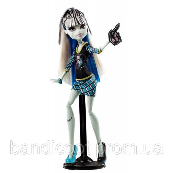 Кукла Фрэнки Штейн - Группа поддержки, Монстер Хай