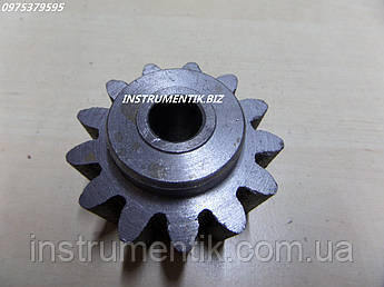 Шестерня 13-зубов к бетономешалки Agrimotor 130, 155,190 л доставка по Украине