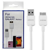 Кабель USB для SAMSUNG GALAXY NOTE 3 (в упаковке)