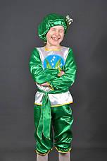 Детский карнавальный костюм Ландыш для мальчиков и девочек Костюм на праздник Весны 341, фото 3