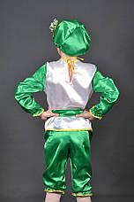 Детский карнавальный костюм Ландыш для мальчиков и девочек Костюм на праздник Весны 341, фото 2