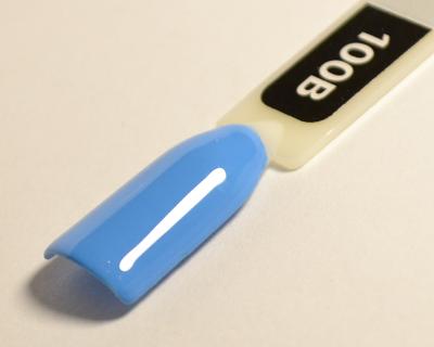 Гель лак Коди 100B Синие оттенки, 8ml